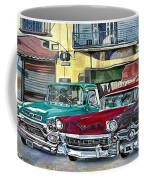 My Fathers' Cars Coffee Mug