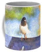 My Feathers Coffee Mug