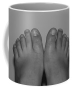 My Feet By Hans Coffee Mug