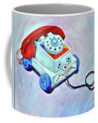 My First Eye Phone  Coffee Mug