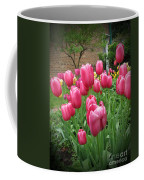 My Focus Was On The Tulips Coffee Mug