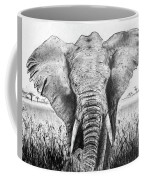 My Friend The Elephant II Coffee Mug