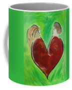 My Funny Valentine Coffee Mug by Donna Blackhall