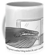 My Greatest Weakness Coffee Mug
