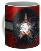 My Indian Red Coffee Mug by Charles Stuart