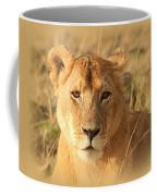 My Lion Eyes Coffee Mug