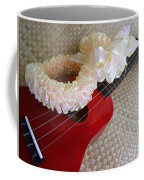 My Little Red Ukulele Coffee Mug