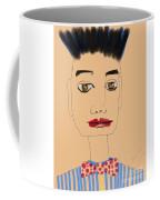 My Man Coffee Mug