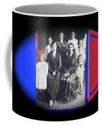 My Mother And Her Family Virginia Minnesota Circa 1919 Coffee Mug