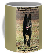 My Protection Coffee Mug