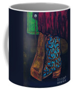 My Ride Home After The Dance Coffee Mug by Frances Marino