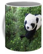 My Soft Green Bed Coffee Mug