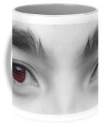 My Son's Eyes Coffee Mug