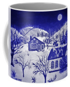 My Take On Grandma Moses Art Coffee Mug