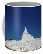 Myanmar. Mingun. The Hsinbyume Pagoda. Coffee Mug