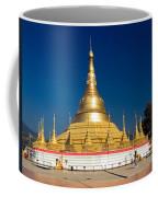Myanmar Temple Coffee Mug