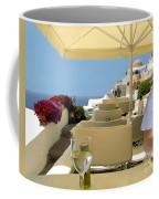 Mykonos Restaurant Coffee Mug
