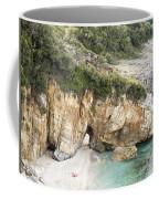 Mylopotamos Beach, Pelion, Greece Coffee Mug