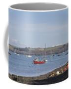 Mylor Creek Panorama Coffee Mug