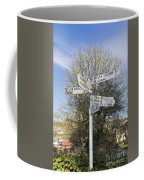 Mylor Signpost Coffee Mug