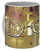 Myopia At The Museum Coffee Mug