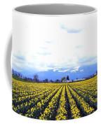 Myriads Of Daffodils Coffee Mug