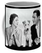 Myrna Loy Asta William Powell Publicity Photo The Thin Man 1936 Coffee Mug