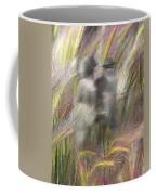 Mysterious Couple Coffee Mug