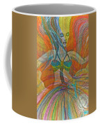 Mysterious Dancer Coffee Mug