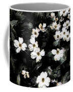 Mysterious Floral Coffee Mug