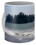 Mysterious Island Coffee Mug