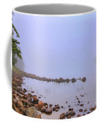 Mysterious Jordan Pond Coffee Mug