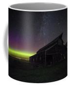 Mysterious Lights Coffee Mug