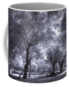 Mysterious Park Coffee Mug