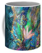 Mysterious Visitor Coffee Mug