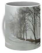 Mysterious Winter  Coffee Mug