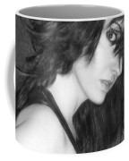 Mystery - Self Portrait Coffee Mug