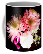 Mystery Of A Flower Coffee Mug