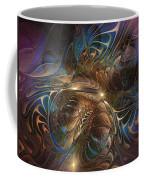Mystery Spread Its Cloak Coffee Mug