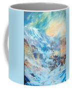 Mystery Train Coffee Mug