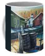 Mystic Harbor Coffee Mug