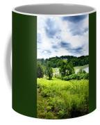 Mystic Hillside Coffee Mug