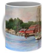 Mystic River Argia Coffee Mug