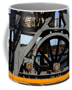 Mystic Seaport Draw Bridge Coffee Mug