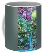 Mystic Waterfall Coffee Mug