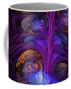 Mystical Caves Of Halyon Coffee Mug