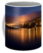 Mystical Golden Gate Bridge Coffee Mug