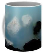 Mystical Island - Healing Waters Coffee Mug by Matthew Wolf