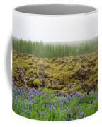 Mystical Island Coffee Mug by Matthew Wolf