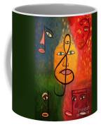 Mystical Notes Coffee Mug